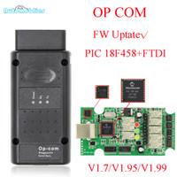 Последняя версия v1.99 В1.70 В1.95 2 БД читатель кода мочь-шины для COM оп оп-com OBD2 диагностический сканер PIC18F458 и FT232 фирмы FTDI чип У5