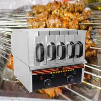 Edelstahl Temperaturgeregelter rauchfreier Umweltschutz elektrische Grillschublade Grillofen