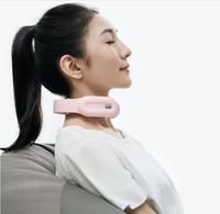 Pulso elétrico Voltar e Relaxamento Neck Massager infravermelho distante Aquecimento alívio da dor Ferramenta Health Care