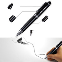 مدرسة مكتب الأعمال أقلام حبر جاف طالب الكتابة القرطاسية أقلام حبر جاف أسود شعار مخصص أقلام الطلاب DH1332 T03
