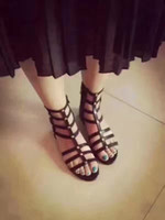 2020 sandalias planas zapatos de la señora ocasional de la oficina negro suave zapatos planos de espuma niñas sandalias de playa vacaciones de verano atractivo de las mujeres vendedoras calientes 9US # T09