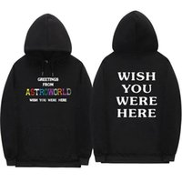 Fashion Astroworld hoodie Mens high quality designer sweatsh...