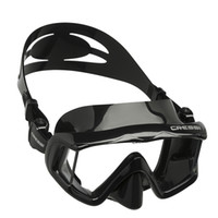 Cressi PANO3 Snorkeling Scuba Diving Mask Silicone Skirt Thr...