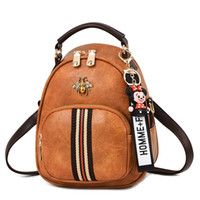 Casual fashion women bag Hand bags lady Mini bag Cross Body Shoulder Bags High quality PU Handbags Mobile phone bag Tote backpack A8163