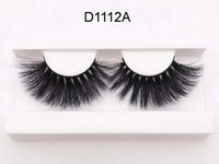 New Style 25mm long 3d Mink Eyelashes With Trade Assurance E...