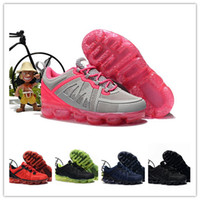 nike air max airmax vm New Hot baby bambino KPU Knitting Portable Kids Running Shoes Cuscino per bambini Calzature sportive Ragazzi Ragazze Training Sneakers