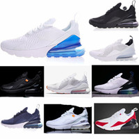 27C Parra Hot Punch Photo Blue Mens Women Running Shoes Triple White University Red Olive Volt Habanero 27C Flair 270s Sneakers 36-45