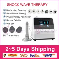 Portable Gainswave physical therapy shockwave back pain reli...