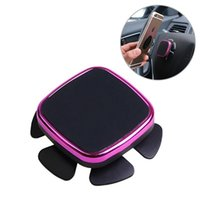 Universal Car Air Vent Cell Mobile Phone Holder 360 Degree Rotation Super Magnetic Stand For iPhone XS Max Samsung S9 Magnet Mount Support