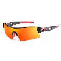 Top New high-end dos homens Esportes Óculos caixa de moda óculos de sol das senhoras óculos de esportes ao ar livre equitação óculos de sol 4 cores enviar caixa frete grátis