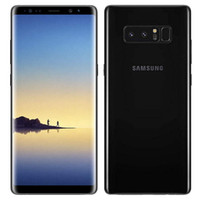"Samsung Galaxy Note8 N950F Not 8 Orijinal Unlocked 4G LTE Telefon Octa Çekirdek 6.3 ""Çift 12MP RAM 6 GB ROM 64 GB 3300 mAh Yenilenmiş"