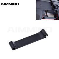 CNC صنع في الصين حرس فولاذ الأكسيد الأسود ar15 القطع السفلى كيت AR15 m4