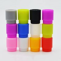 Ecig 810 Drip Tips Silicone Tester Disposable Mouthpiece Tes...