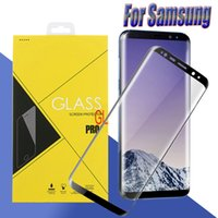 3D Curved Tempered Glass Full Coverage Screen Protector Flim...