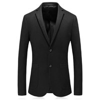 2020 New style coats Men' s casual fashion Classic black...