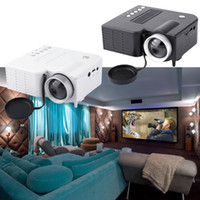 UC28A Mini Portable LED Projector 1080P Multimedia Home Cine...
