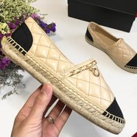 espadrillas Fashion Luxury Designer Women Shoes Scarpe casual piatte donna di alta qualità Taglia 35-41 Modello AS01