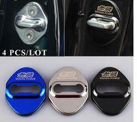 Auto Styling Car Emblems JDM Case per Honda Mugen Power Accord CRV HRV Jazz Autoadesivi automatici Accessori Auto-styling 4pcs / lot