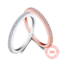 high quality 925 Sterling Silver Rhodium Rose Gold Plated Pl...