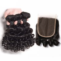 Brazilian Bouncy Curly Weave Human Hair 3 Bundles Deal With ...