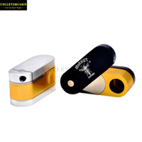 """Hornet"" Design Métal Twister Twister laiton et chrome Pocket Hand Pipe Tabac Pipe Foldable Pipe Monkey Pipe Minicheap Smoke Tuyaux d'eau ACCESSOIRES"