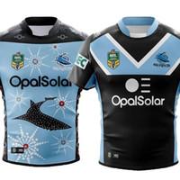 769c375bc59 AAA+ 2018 CRONULLA SHARKS rugby Jerseys home away ALTERNATE NRL National  Rugby League nrl Jersey Australia Cronulla Sharks shirt s-3xl