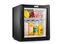 2020 vente chaude 25L chambre d'hôtel spécial mini-réfrigérateur Mini congélateur congélateur transparent porte en verre du thé armoire frais de maintien