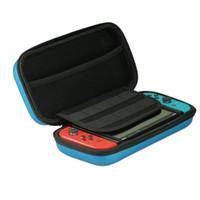 للحصول على نينتندو تحويل لعبة حقيبة حقيبة حمل الصلبة EVA قذيفة عالية الجودة الدفترية المحمولة حقيبة واقية الحقيبة تحويل 20
