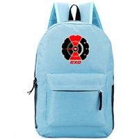EXO حقيبة الظهر Chanyeol عالية السرعة يوم حزمة أداة حقيبة مدرسية حقيبة الجودة حزمة الترفيه حقيبة الظهر الرياضة المدرسية في الهواء الطلق daypack