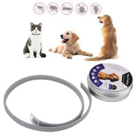 Anti-insect Cat Dog Collar Anti Flea Mite Acari Mosquitoes Dog Cat Collar Adjustable Dog Neck Straps Pet Supplies Health Caring