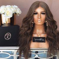 180 % 밀도 바디 웨이브 가발 Pre Plucked Lace 아기 머리카락으로 프론트 인간 헤어 가발 Brazilian Remy Hair Lace Front Wigs