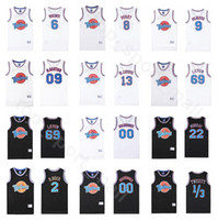 Espace Jam Tune Squad Basketball 69 Pepe Le Pew Jersey Looney Tunes 00 Roadrunner Yosemite Porky Porky Pig MARVIN The Martien Sylvester Wile Coyot