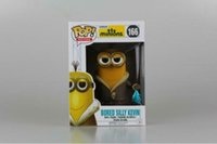 2019 Pop Movies Minions 166 Bored Silly Kevin Vinyl 3 Figure...