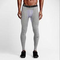 Mens del envío libre de largo polainas Gimnasio compresión de secado rápido de la aptitud medias jogging deportiva Sports Pantalones Leggings Correr pantalones S-XXL