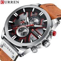 Relogio Masculino Curren Mode Kreative Quarzuhr Männer Datum Uhren Casual Business Armbanduhr Männliche Uhr Montre Homme