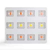 1200W COB LED Grow Light Full Spectrum LED Planta Grow Panel de lámpara para plantas de interior Todas las plantas de siembra Veg Bloom Lighting