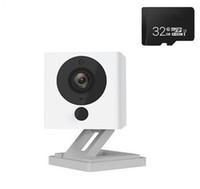 CCTV original MIJIA XIAOFANG 110º F2.0 8x 1080P Zoom digital Cámara inteligente IP WiFi Camaras Wireless Cam puede soportar con 32 GB