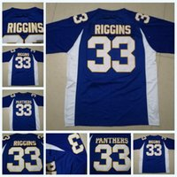 Hommes Femme Jeunesse Friday Night Sight Lights Tim Riggins 33 Dillon High School Football Jersey Jersey Film Jersey 100% cousu Broderie Logos