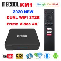 Mecool KM1 ATV 4GB 32GB Google Certified Android 9. 0 TV Box ...