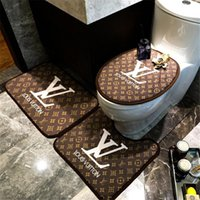 Print Letter Toilet Seat Cover Fashion Overcoat Toilet Case ...