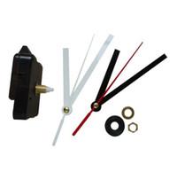 Nuevo reloj de pared Movimiento Kit Longitud del eje de 16 mm Reloj porciones de DIY mecanismo de movimiento 4 Estilos Accesorios Reloj