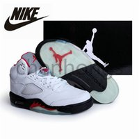 831632dd164c9f New Arrival. 2019 Nike Air JORDAN 5 Basketball Shoes AJ5 Limited Edition V Joint  Retro Airs 5s Retros Sneakers Blue Suede Men ...