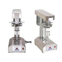 garrafas 370W Can Capping máquina pode Seamer PET cerveja Sealer automática Enlatado Plastic Seamer flandres Can Selagem