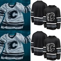 2019 All Star Game Jersey Calgary Flames 6 Dalton Prout 13 J...