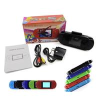 PXP3 16 비트 휴대용 게임 플레이어 핸드 헬드 게임 콘솔 미니 레트로 클래식 비디오 게임 기계 비디오 게임 플레이어 제품과 함께 156 개 게임
