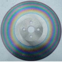disco HSS-M42 de corte circular lâmina de serra 9 polegadas da roda 250 * 1,6 | 1,2 | 1,0 * 32mm redondo Discos cortador Ferramentas teethless | 180T | 200T | arco-íris 220T