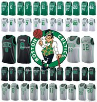 541a946bf Wholesale jersey terry for sale - Group buy BOSTON Irving Jayson Brown  Tatum Kyrie Terry Rozier