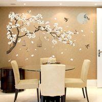 20190621 Huahao Yueyuan Çin Duvar Boyama Ofis Yurdu Oturma Odası Çalışma Arka Plan Dekorasyon Kendinden yapışkanlı Kağıt