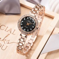 Small European Casual Dress Beauty Delicate Women Watches St...