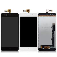 Für BQ Aquaris X5 LCD Display + Touchscreen LCD Digitizer Glasscheibe Ersatz LCD Panel Tactil Für BQ X5